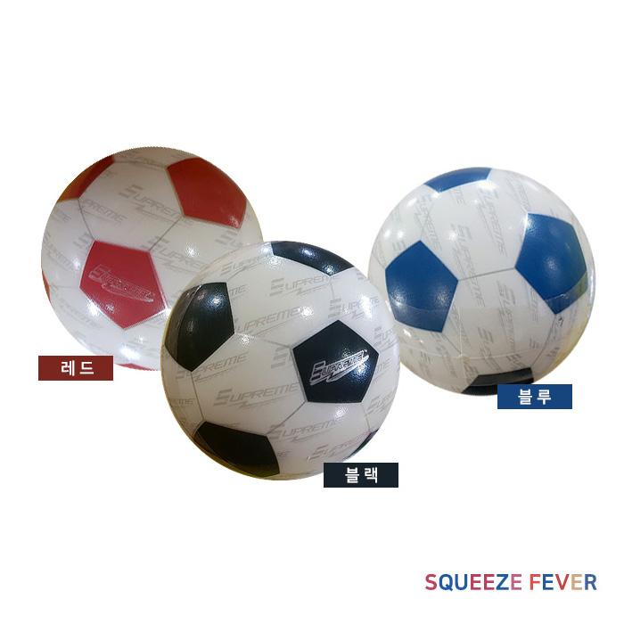 4 PU폼 축구공 색상랜덤