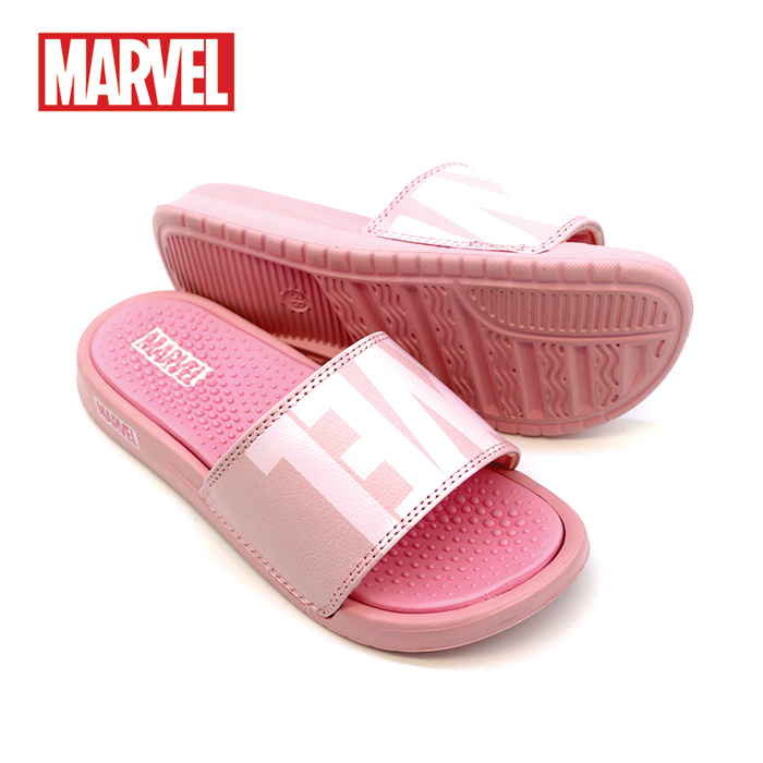 마블 슬리퍼 핑크